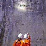 inspection infrastructure par drone