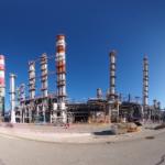Visite virtuelle usine pétrochimique