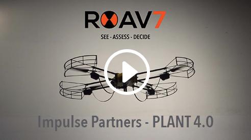 ROAV7 présente ses solutions en vidéo lors d'un évènement Impulse Partners
