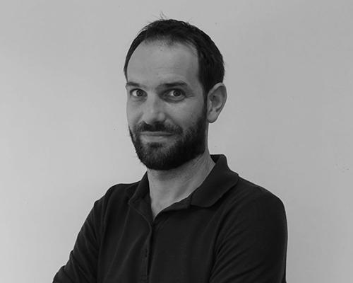 Ludovic Petit Responsable R&D ROAV7