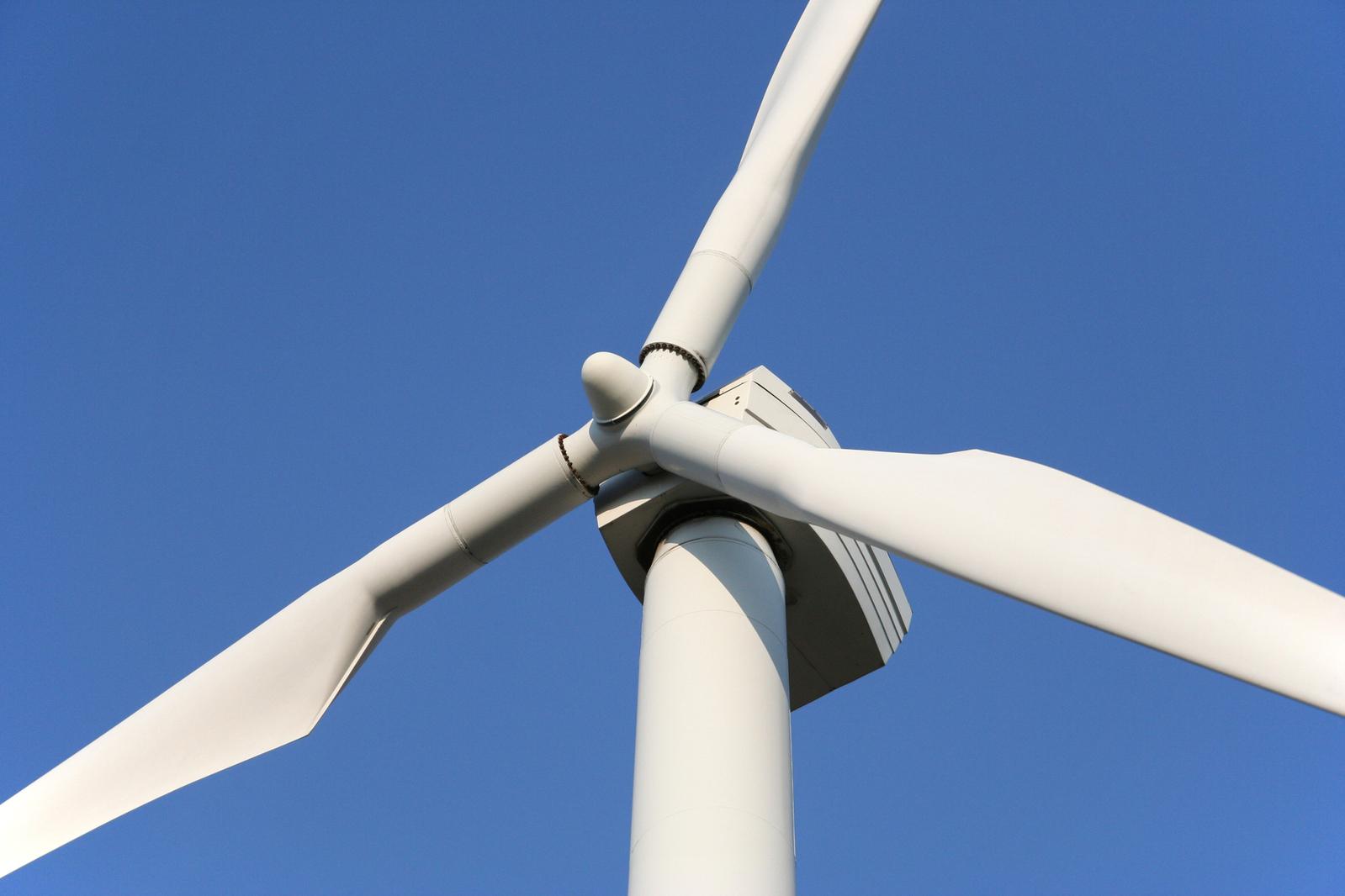 Inspection de pâles d'éoliennes